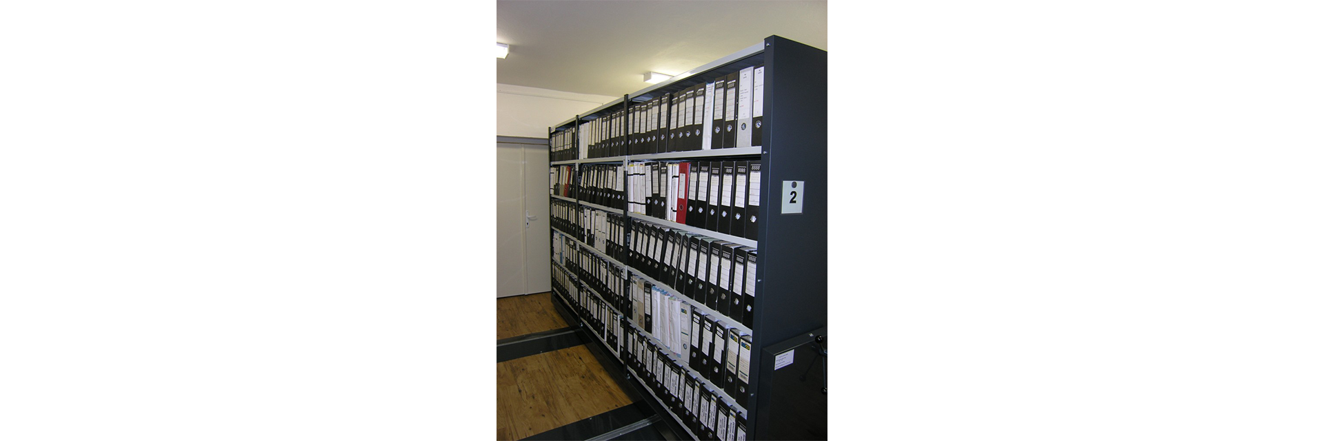Posúvné Regály – archívy